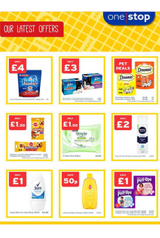 One stop september 1 2018 offers page 8